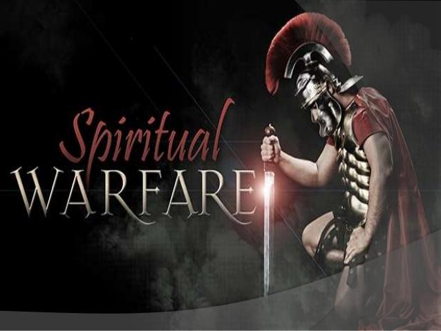 Image result for spiritual warfare