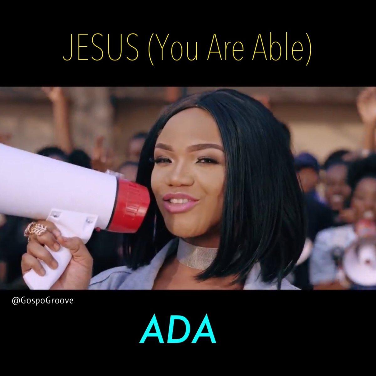ADA - JESUS ( You Are Able) | Official Video- SONG