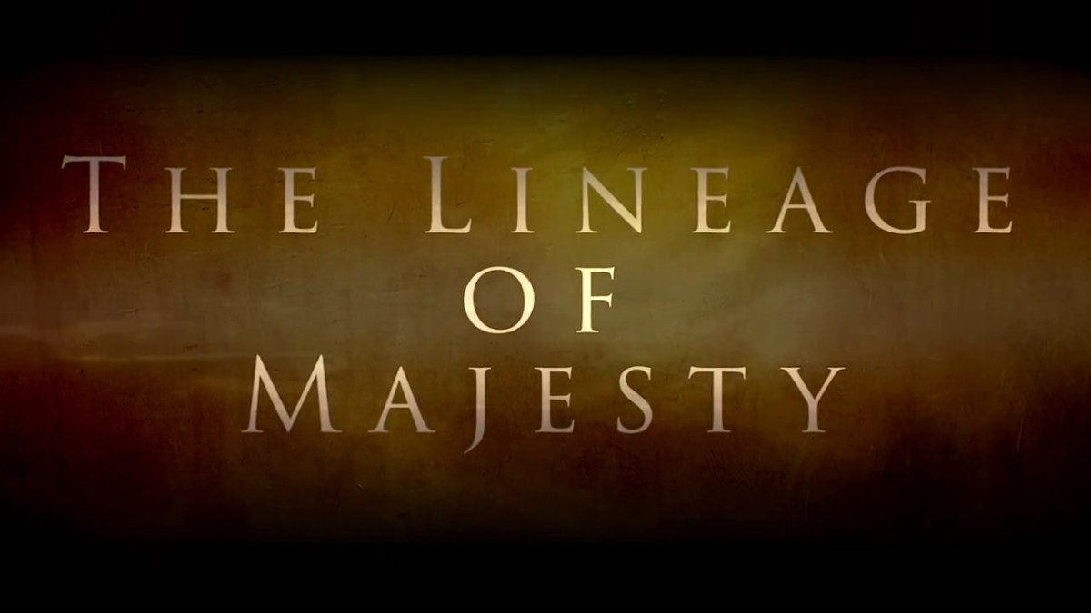 Eric Ludy - Lineage of Majesty (Return of Majesty Trilogy)