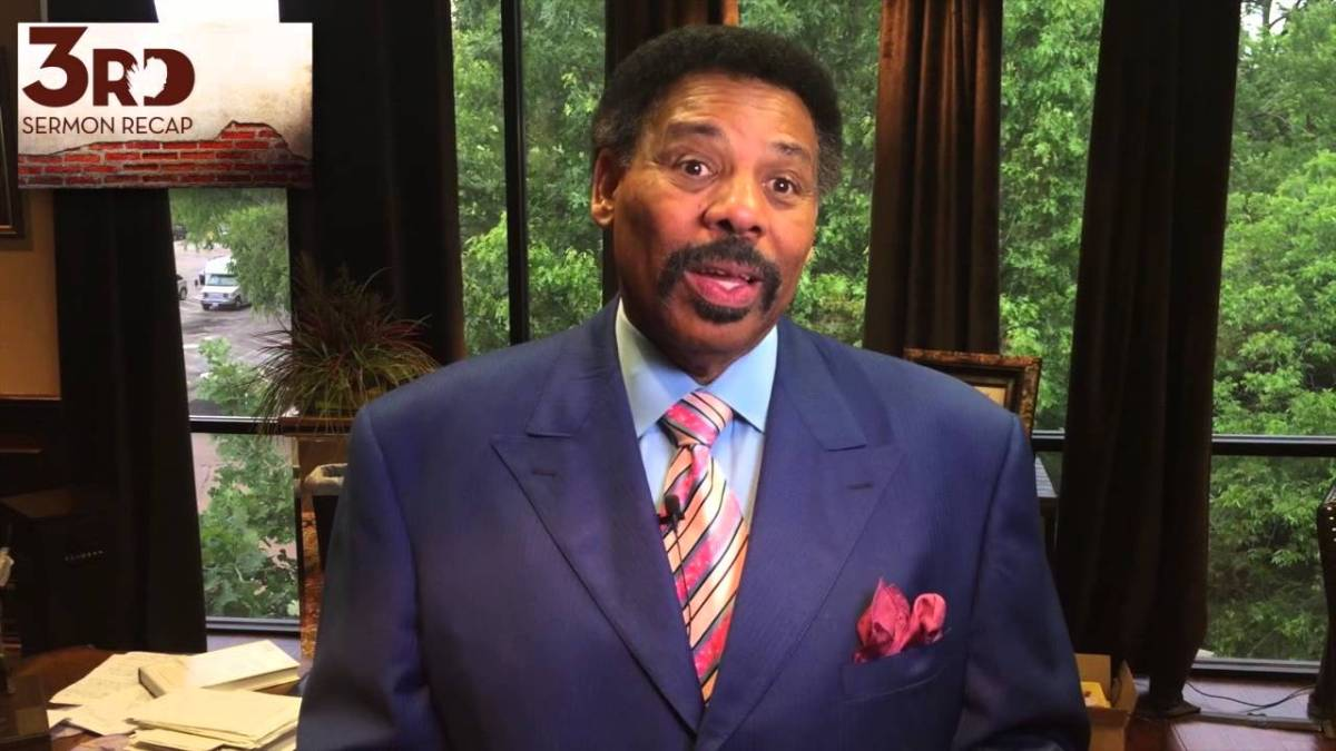 The Importance of Fasting Isaiah 58 1 14 Tony Evans