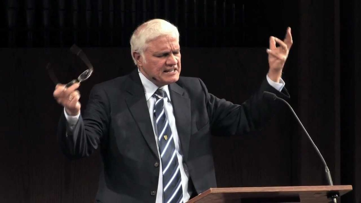 The Struggle of the Soul | Ravi Zacharias