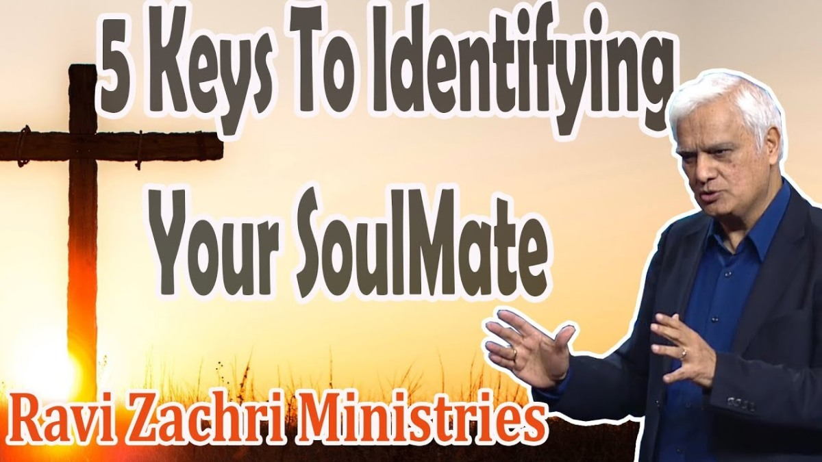 Ravi Zacharias | 5 Keys To Identifying Your SoulMate | Ravi Zacharias Conference 2017