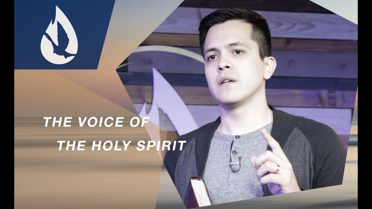 How to Hear the Voice of the Holy Spirit- David Diga Hernandez