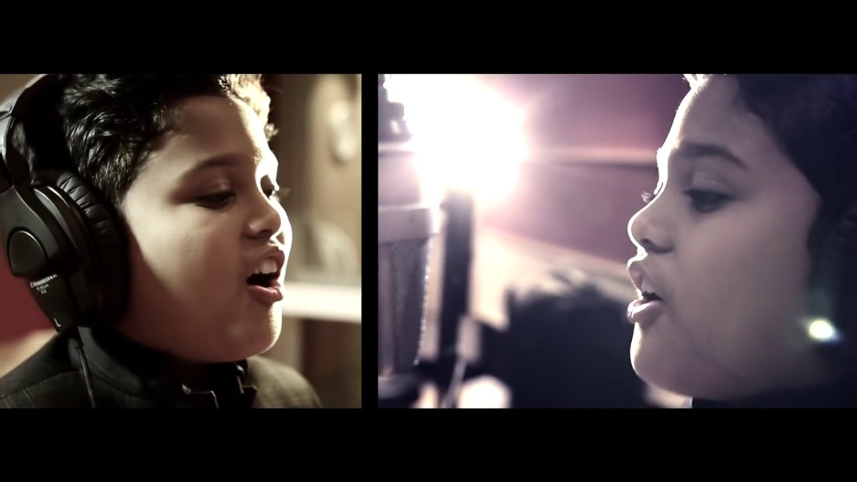 10,000 Reasons - Song By Matt Redman | Ft. Steven Samuel Devassy {YOU WILL LOVE THIS KID'S VOICE!}