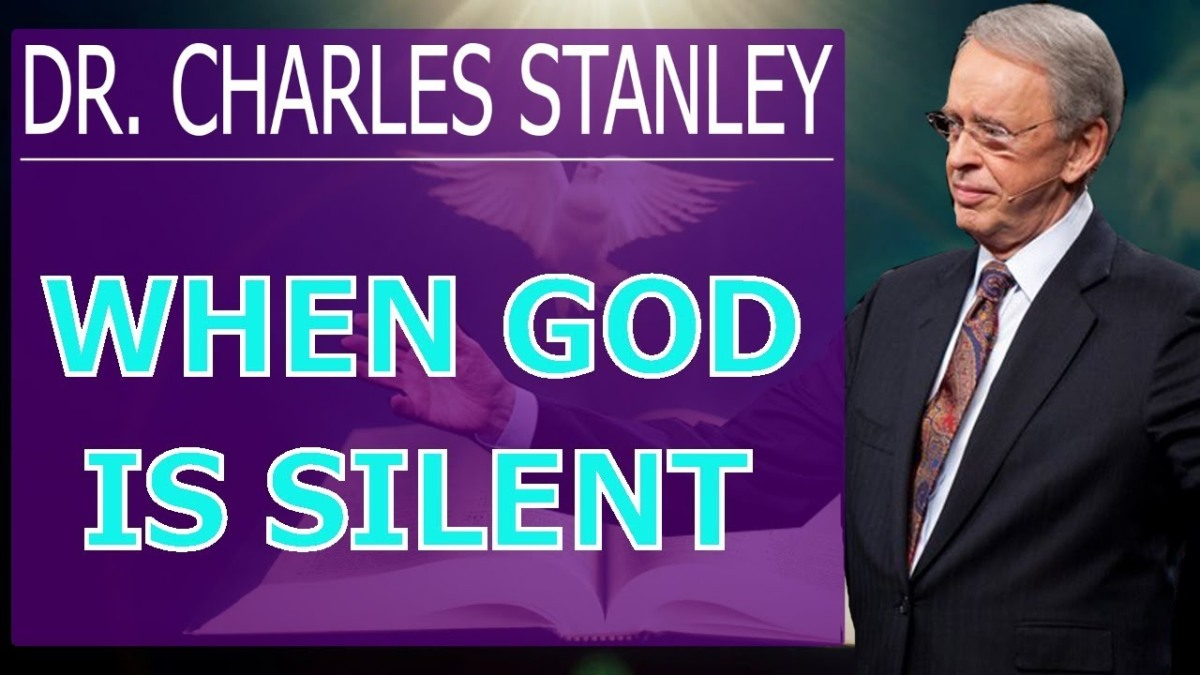 Dr Charles Stanley - When God Is Silent (NEW SERMON 2017)